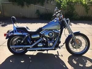 Harley Davidson 2010 Super Glide Custom Hove Holdfast Bay Preview