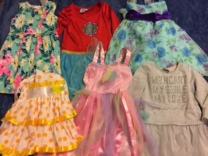 Bundle girl's clothes -size 3