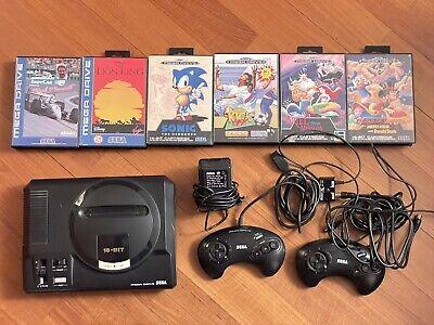 Sega Mega Drive + Varii Giochi