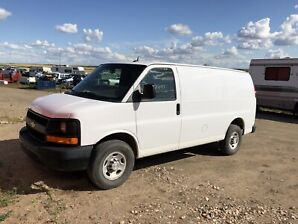 2014 Chevy express open to offers