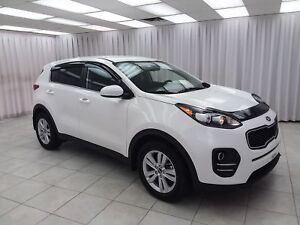 2017 Kia Sportage LX FWD SUV w/ BLUETOOTH, HEATED SEATS, USB/AUX