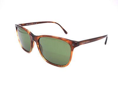 c6ef29451e77 Authentic GIORGIO ARMANI Striped Brown Sunglasses AR8089 - 556652  NEW
