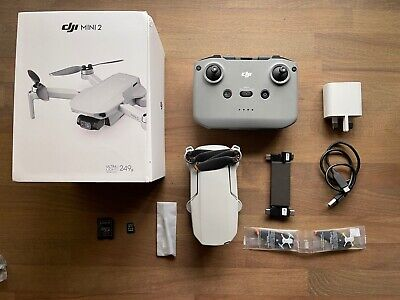 DJI Mini 2 Drone, with 128 Micro SD