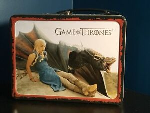 Game of Thrones metal lunchbox