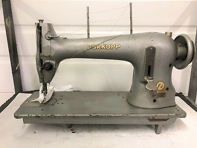 Durkopp Reduced  3 Needle Decorative Locksitch  Industrial Sewing Machine