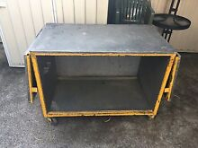 Homemade work bench Miller Liverpool Area Preview
