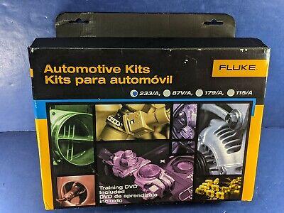 Brand New Fluke 233a Automotive Kit