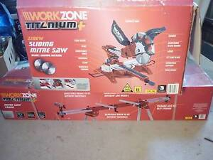 Sliding Saw and Bench for  (unopened) Gympie Gympie Area Preview