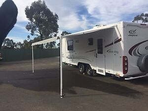 2011 Jayco Sterling caravan with triple bunks Maiden Gully Bendigo City Preview
