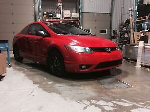 Civic coupe dx 2008