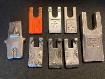 Pengo Lot. Fast Lock Md Utility Auger Teeth. 3-35. 3-4050. 1-70 1-2070
