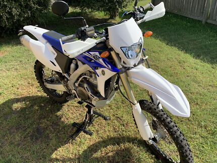 Yamaha WR450F 2013 Warilla Shellharbour Area Preview