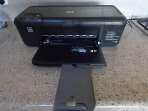 Printer hp deskjet in brisbane region qld gumtree australia hp deskjet d2660 inkjet printer fandeluxe Gallery