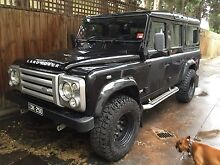 Landrover Defender 2008 SVX 60th anniversary edition Hawthorn East Boroondara Area Preview
