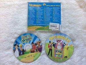 2 x Wiggles CDs EUC Ringwood East Maroondah Area Preview