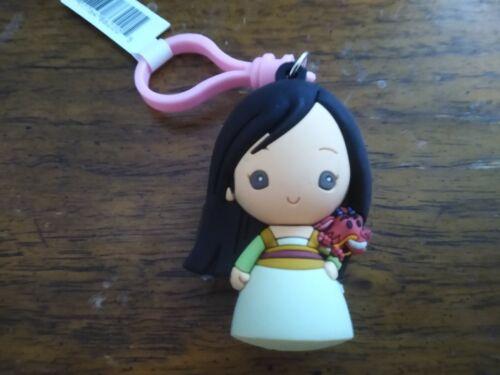 Disney Princess Figural Bag Clip Series 31 3 Inch Mulan