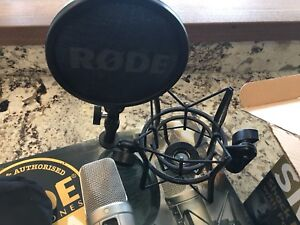 Rode NT2A large diaphragm condenser microphone
