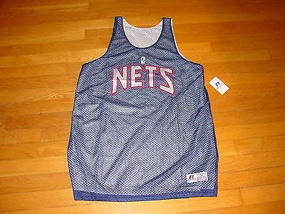 NBA BROOKLYN NETS  Practice Jersey REVERSABLE  Shirt  NEW .sz.. YOUTH XLarge  XL