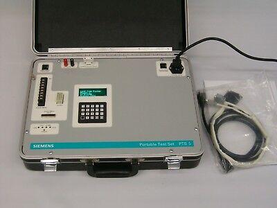 Siemens Pts-5 Static Trip Test Kit Calibrated Warranty