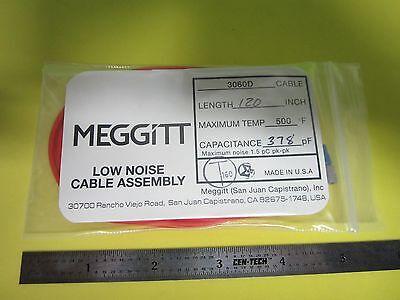 Meggitt Endevco 3060d Cable 500f For Accelerometer Vibration Testing Bin7-dt