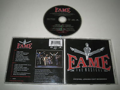 ALAN PARKER/FAME(POLYDOR/529109-2)CD ALBUM