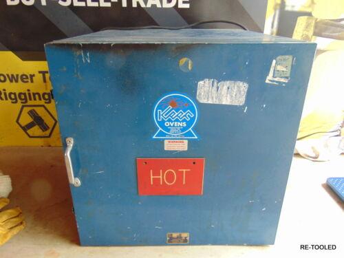 HENKEL KEEN K-500 WELDING WELDER ELECTRODE/ DRY ROD OVEN HEATER 500 # LARGE