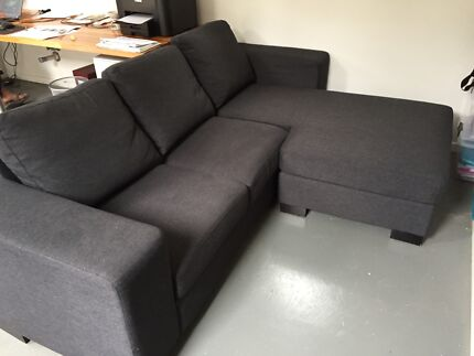 3 Seater Sofa With Interchangeable Chaise
