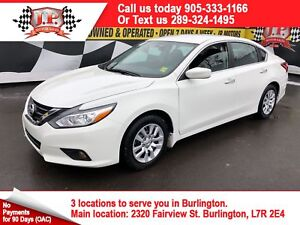 2017 Nissan Altima 2.5 S, Automatic, Bluetooth, Power Group,