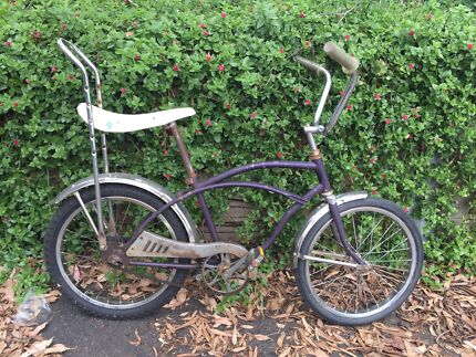Malvern star dragster dragstar bike bicycle