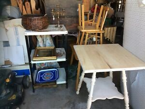 Vintage/antique Garage Sale