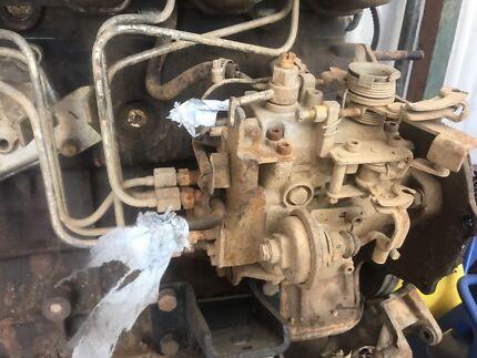 Nissan patrol td42 injector / fuel pump gq/gu