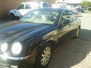2003 Jaguar S Type Sedan Lota Brisbane South East Preview
