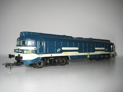 """Roco H0 4000 (354) - Locomotora Diesel Talgo Pendular """"Virgen del Pilar"""" Serie  segunda mano  Valencia"""