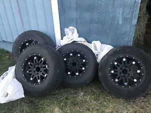 Mags tires Nokian winter ford 150 2013 a 2017