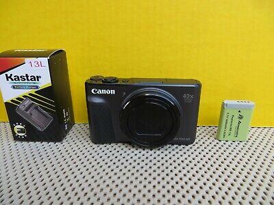 Canon PowerShot SX730 HS Digital Camera 20.3MP * No Reserve *