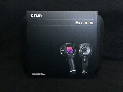 Flir E4 Wifi Upgraded To E8 Specs Thermal Camera - 320x240 Res Advance Menu