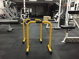 equalizer exercise machine