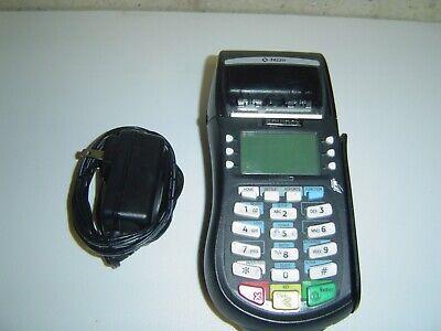 Equinox Hypercom T4220 Ethernet Smart Card Emv Credit Card Terminal Reader