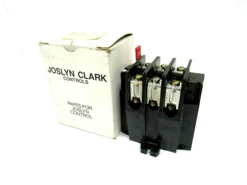 NEW JOSLYN CLARK KTM31-13 OVERLOAD RELAY SIZE 1 TYPE TM KTM3113