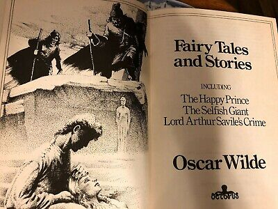 FAIRY TALES AND STORIES, HAPPY PRINCE, SELFISH GIANT, LORD ARTHUR SAVILE'S CRIME](Fairy Tales Prince)