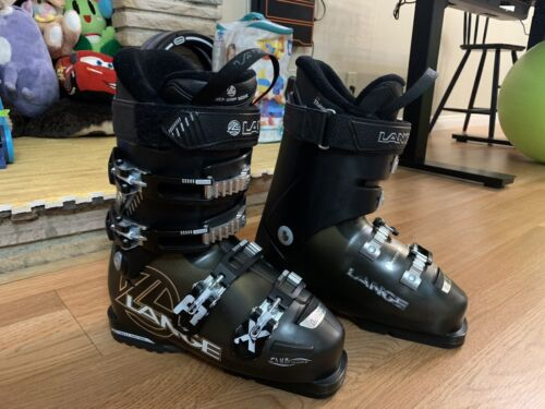 Lange Exclusive RX 80 L.V. High-End Women s Ski Boots Size 7.5-8 Used Once - $53.00