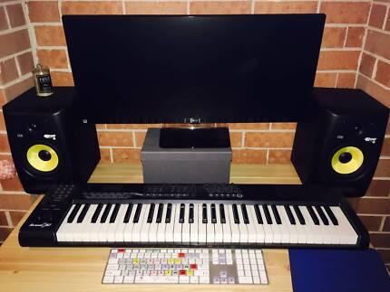 KRK Rokit 6 Studio Monitors (PAIR)
