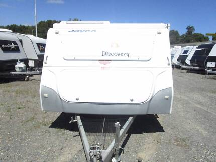 18FT 2009 Jayco Discovery Poptop Lightweight!