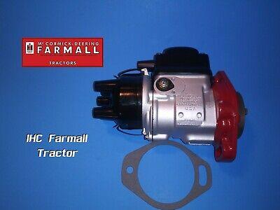 Farmall Tractor Magneto A B C H M W4 W6 T6 H4 International Harvester Ih Ihc
