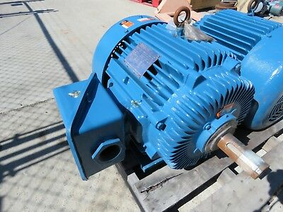 MARATHON XRI 60 HP ELECTRIC MOTOR 364T 460V 3PH 1775RPM 6VD364TTFS6536AP REBUILT