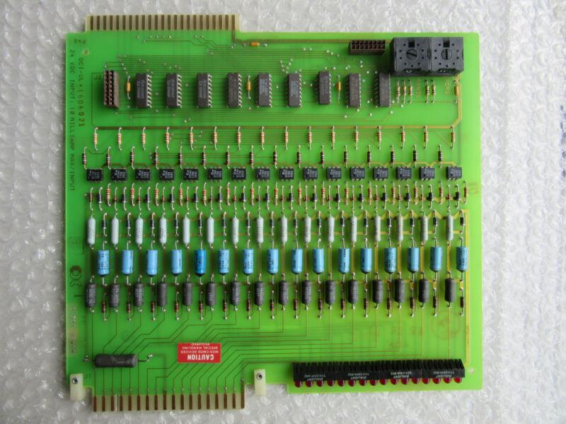 Cincinnati 3-531-3561A CNC Feedrate Control Board 24VDC NEW!! W/Guarantee