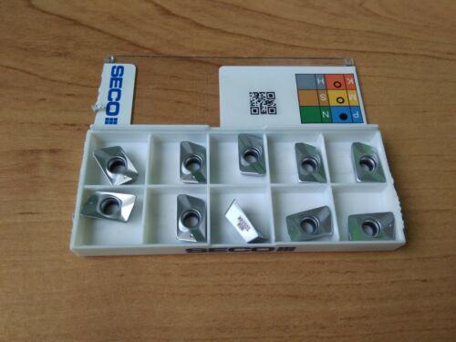 XOMX 120408TR-M12 MP2501 SECO 10 PCS Original carbide inserts