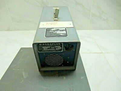 Magnaflux Model Kh-07 Magnetic Particle Inspection Power Pack 110v 0-1000 Amps