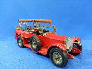 MATCHBOX-Models-OF-YESTERYEAR-y-6-1920-ROLLS-ROYCE-Autopompa