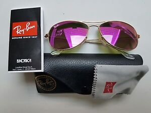 Brand new Ray_Ban comes with case and sertificate